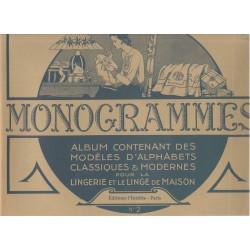 "Livret ""MONOGRAMMES N°2""..."