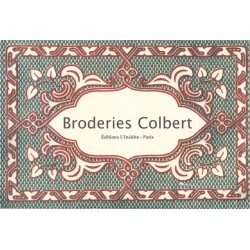 "Livre ""Broderie Colbert""..."