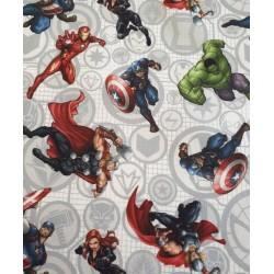 Tissu Marvel