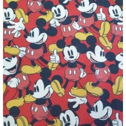 Tissu Mickey